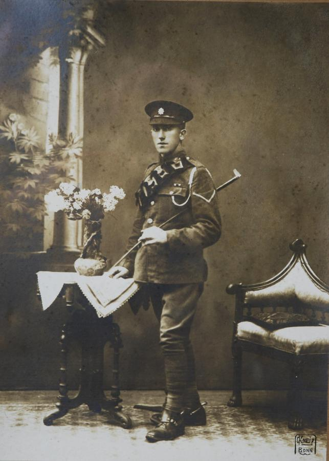 Original photo World War 1 British Officer