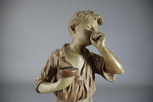 Terracotta Boy In Sold Archive