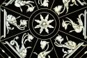 19th Italian ebonised/inlaid occasional table - picture 3