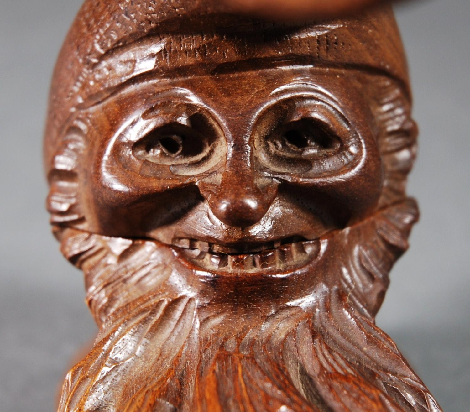 Black Forest Gnome nutcracker