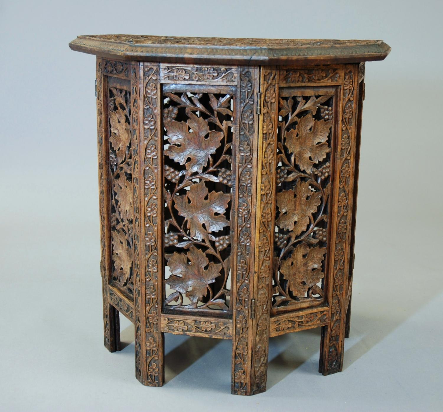 Early 20th century Eastern table