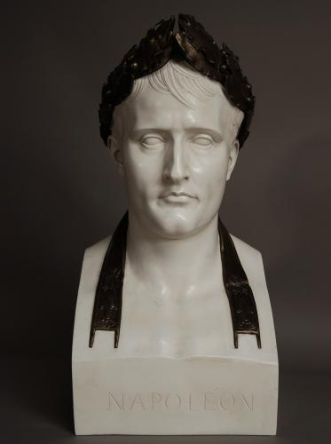 Figure Of Napoleon As Caesar