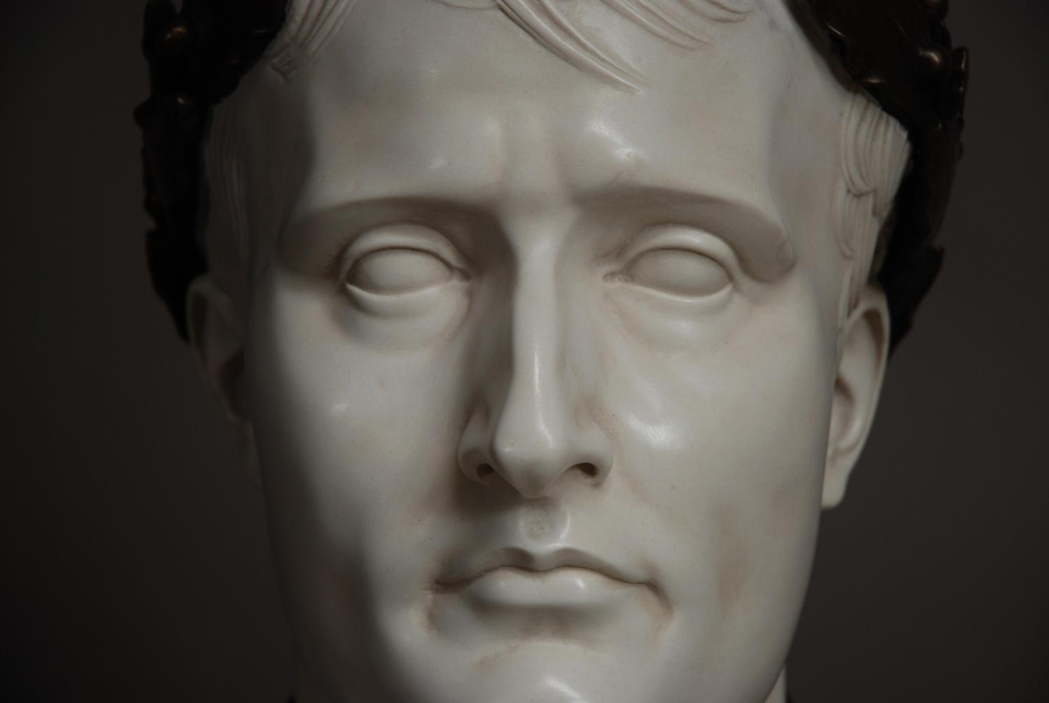 julius caesar and napoleon bonaparte Why napoleon why the fascination  such as alexander the great and julius caesar,  napoleon bonaparte rose from obscurity on a small island to become the most.