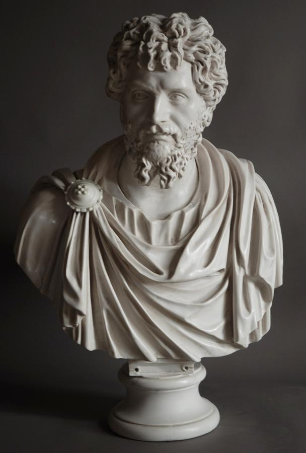 Figure Of Septimus Severus