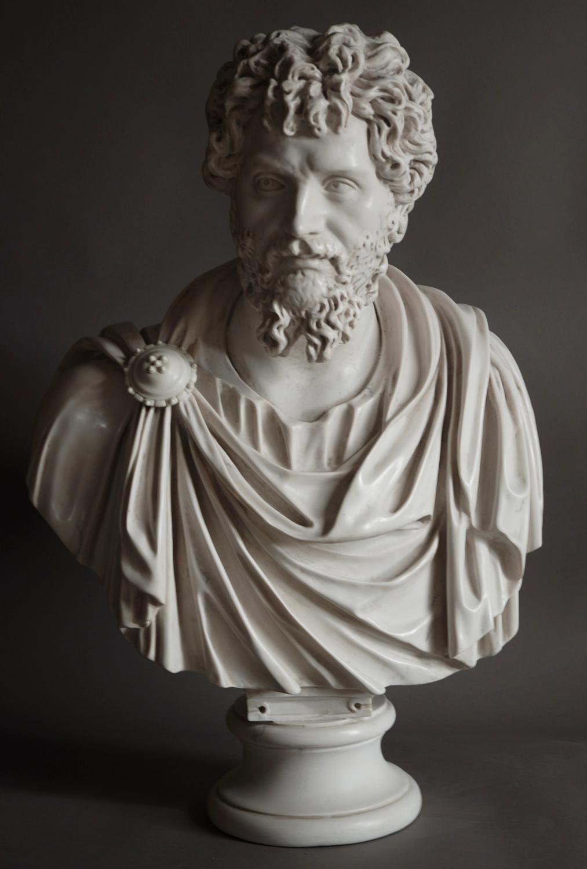 Figure Of Septimus Severus