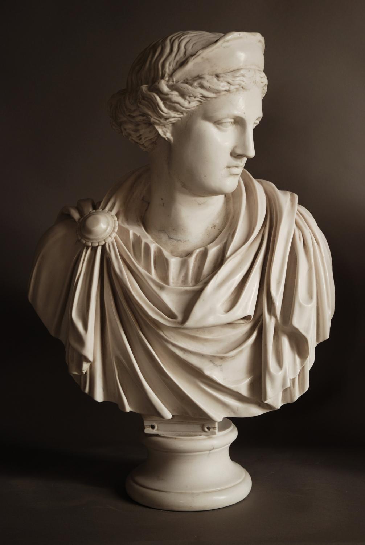 Figure Of Roman Empress