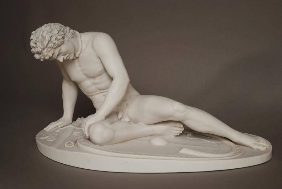 Figure Of Dying Gaul