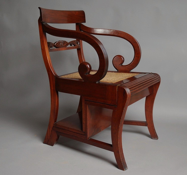 Regency style Metamorphic chair