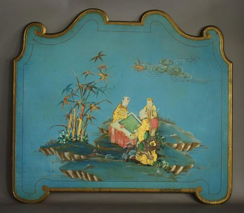 Decorative Chinese headboard or wall hanging