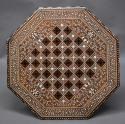 Superb Anglo Indian octagonal inlaid table - picture 11