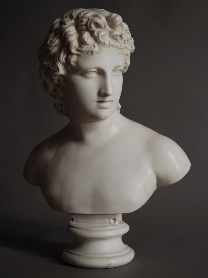Figure of Young Roman