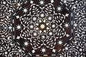 19th century profusely inlaid Anglo Indian octagonal table - picture 11