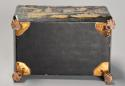 19th century Regency Chinoiserie style casket - picture 12