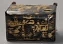 19th century Regency Chinoiserie style casket - picture 9