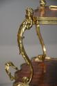 Fine quality French 19th century Kingwood two tier serpentine etagere - picture 9