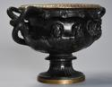 19thc Grand Tour bronze reduction 'Warwick Vase' after the Antique - picture 2
