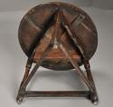 Early 18th century oak cricket table - picture 10