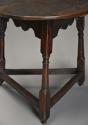 Early 18th century oak cricket table - picture 6