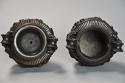 Pair of mid 19th century Grand Tour bronze 'Townley Vases' - picture 11
