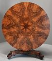 Superb quality William IVth mahogany tilt top breakfast table - picture 1