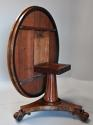 Superb quality William IVth mahogany tilt top breakfast table - picture 11