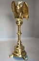 Fine quality 19thc Gothic revival brass eagle lectern - picture 1