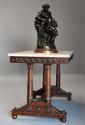 Rare fine quality 19thc French Empire centre table with marble top - picture 5