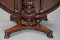 Mid 19th century large Anglo Indian padouk circular centre table - picture 11