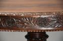 Mid 19th century large Anglo Indian padouk circular centre table - picture 8