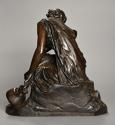 Mid 19th century French bronze 'Reflections' by Alexandre Schoenewerk - picture 11