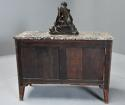 French late 19th century Louis XVI style Kingwood breakfront commode - picture 12