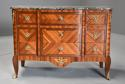 French late 19th century Louis XVI style Kingwood breakfront commode - picture 3