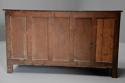 Late 18th/early 19thc oak dresser base of superb patina - picture 10