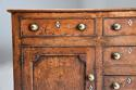 Late 18th/early 19thc oak dresser base of superb patina - picture 7