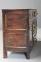 Late 18th/early 19thc oak dresser base of superb patina - picture 9