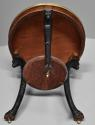 Late 18thc French Empire mahogany and marble gueridon table - picture 11