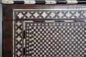 Superb quality 19thc Anglo Indian shisham wood ivory inlaid box - picture 11