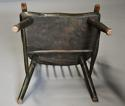 19thc West Country ash hoop back Windsor chair with wonderful patina - picture 11