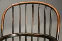 19thc West Country ash hoop back Windsor chair with wonderful patina - picture 5
