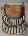 19thc West Country ash hoop back Windsor chair with wonderful patina - picture 7