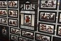 Rare 17thc Italian ebony, ivory & tortoiseshell inlaid table cabinet - picture 9