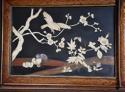 19thc highly decorative large Japanese Meiji period shodana cabinet - picture 9