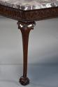 Fine Georgian style mahogany side table of William Kent influence - picture 10