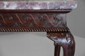 Fine Georgian style mahogany side table of William Kent influence - picture 9