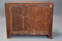 Superb quality serpentine shape satinwood gentleman's dressing chest - picture 13