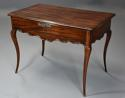 Late 18th century French walnut side table with superb rich patina - picture 1