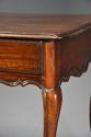 Late 18th century French walnut side table with superb rich patina - picture 6