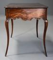 Late 18th century French walnut side table with superb rich patina - picture 8