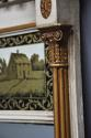 Early 19th century Regency eglomise, gilt and painted pier mirror - picture 9