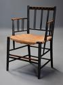 Rare early model of a Sussex armchair with original paintwork - picture 2